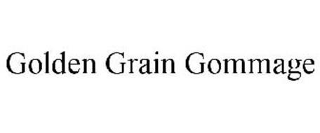 GOLDEN GRAIN GOMMAGE