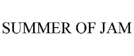 SUMMER OF JAM