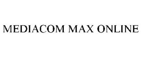 MEDIACOM MAX ONLINE