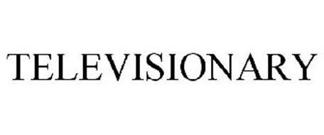 TELEVISIONARY
