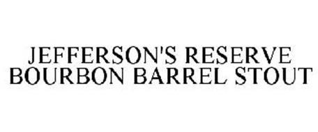 JEFFERSON'S RESERVE BOURBON BARREL STOUT