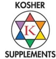 KOSHER K SUPPLEMENTS