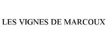 LES VIGNES DE MARCOUX