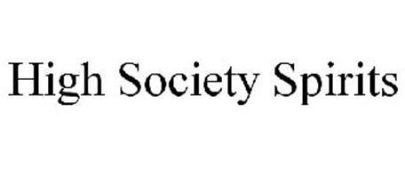 HIGH SOCIETY SPIRITS