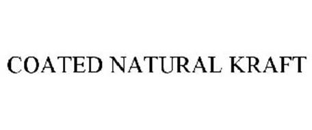 COATED NATURAL KRAFT