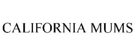 CALIFORNIA MUMS
