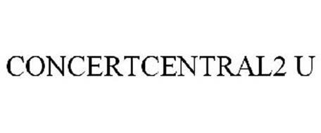 CONCERTCENTRAL2 U