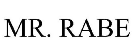 MR. RABE