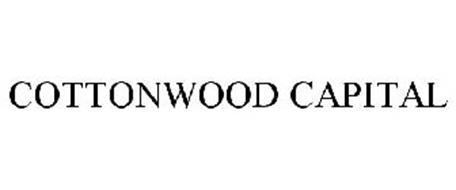 COTTONWOOD CAPITAL