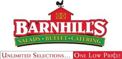 BARNHILL'S SALADS · BUFFET · CATERING UNLIMITED SELECTIONS... ONE LOW PRI¢E!