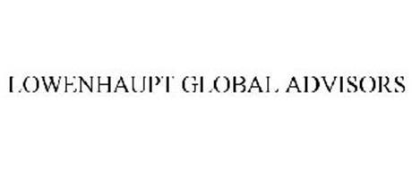 LOWENHAUPT GLOBAL ADVISORS