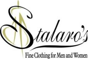 STALARO'S FINE CLOTHING FOR MEN AND WOMEN
