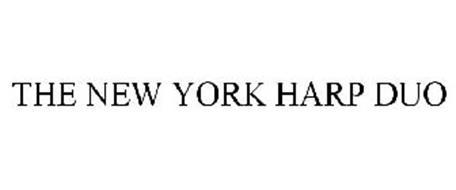 THE NEW YORK HARP DUO