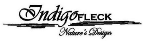 INDIGO FLECK NATURE'S DESIGN