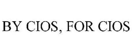 BY CIOS, FOR CIOS