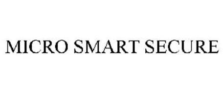 MICRO SMART SECURE