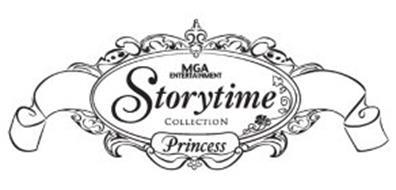 MGA ENTERTAINMENT STORYTIME COLLECTION PRINCESS