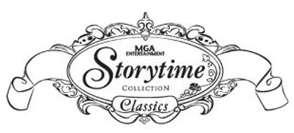 MGA ENTERTAINMENT STORYTIME COLLECTION CLASSICS