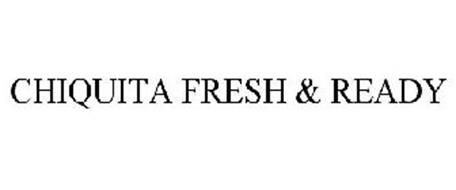CHIQUITA FRESH & READY