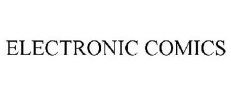 ELECTRONIC COMICS
