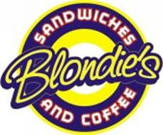 BLONDIE'S SANDWICHES AND COFFEE