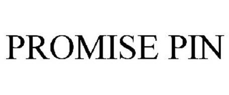 PROMISE PIN