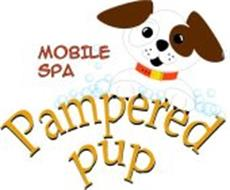 PAMPERED PUP MOBILE SPA