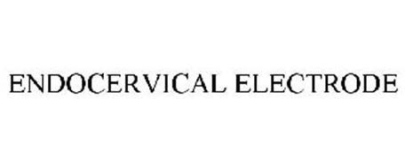 ENDOCERVICAL ELECTRODE