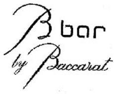 B BAR BY BACCARAT