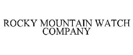 ROCKY MOUNTAIN WATCH COMPANY