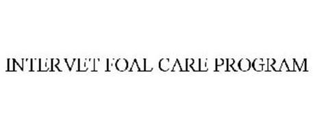 INTERVET FOAL CARE PROGRAM