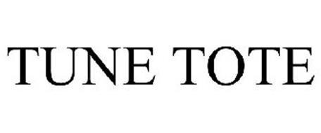 TUNE TOTE