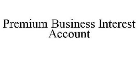PREMIUM BUSINESS INTEREST ACCOUNT