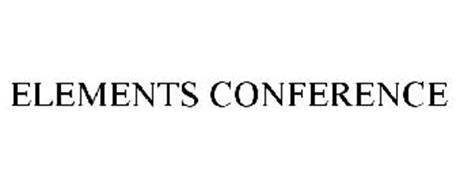 ELEMENTS CONFERENCE