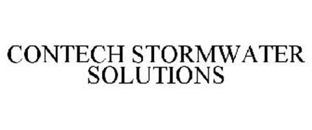 CONTECH STORMWATER SOLUTIONS