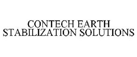 CONTECH EARTH STABILIZATION SOLUTIONS