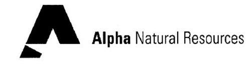 A ALPHA NATURAL RESOURCES