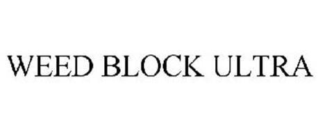 WEED BLOCK ULTRA