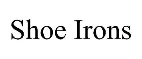 SHOE IRONS