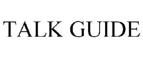 TALK GUIDE