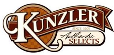 KUNZLER AUTHENTIC SELECTS SINCE 1901
