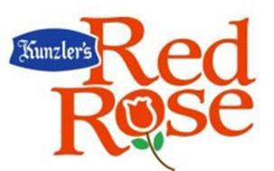 KUNZLER'S RED ROSE