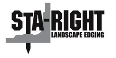 STA-RIGHT LANDSCAPE EDGING