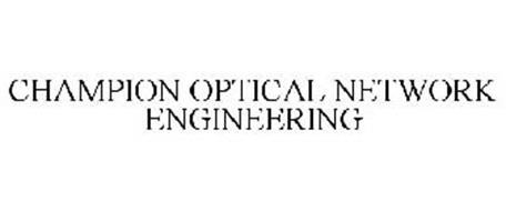 CHAMPION OPTICAL NETWORK ENGINEERING