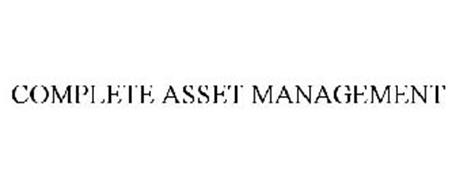 COMPLETE ASSET MANAGEMENT