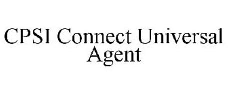 CPSI CONNECT UNIVERSAL AGENT