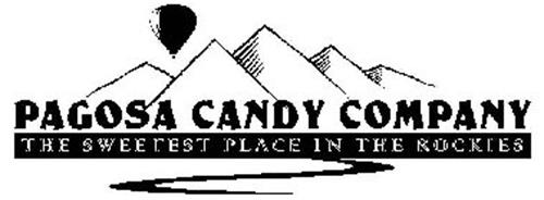 PAGOSA CANDY COMPANY THE SWEETEST PLACE IN THE ROCKIES