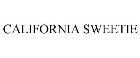 CALIFORNIA SWEETIE