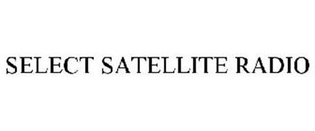 SELECT SATELLITE RADIO