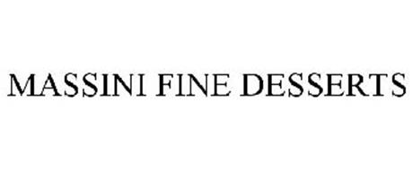 MASSINI FINE DESSERTS